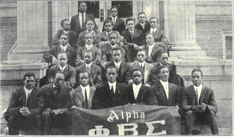 Phi Beta Sigma Fraternity Alpha Chapter