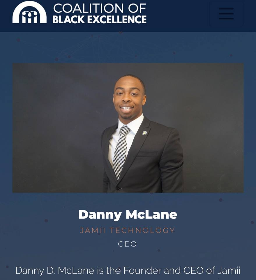 Danny McLane to speak at the Coalition of Black Excellence Summit
