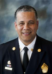 Curtis Jacobson promoted to San Jose Permanent Fire Chief
