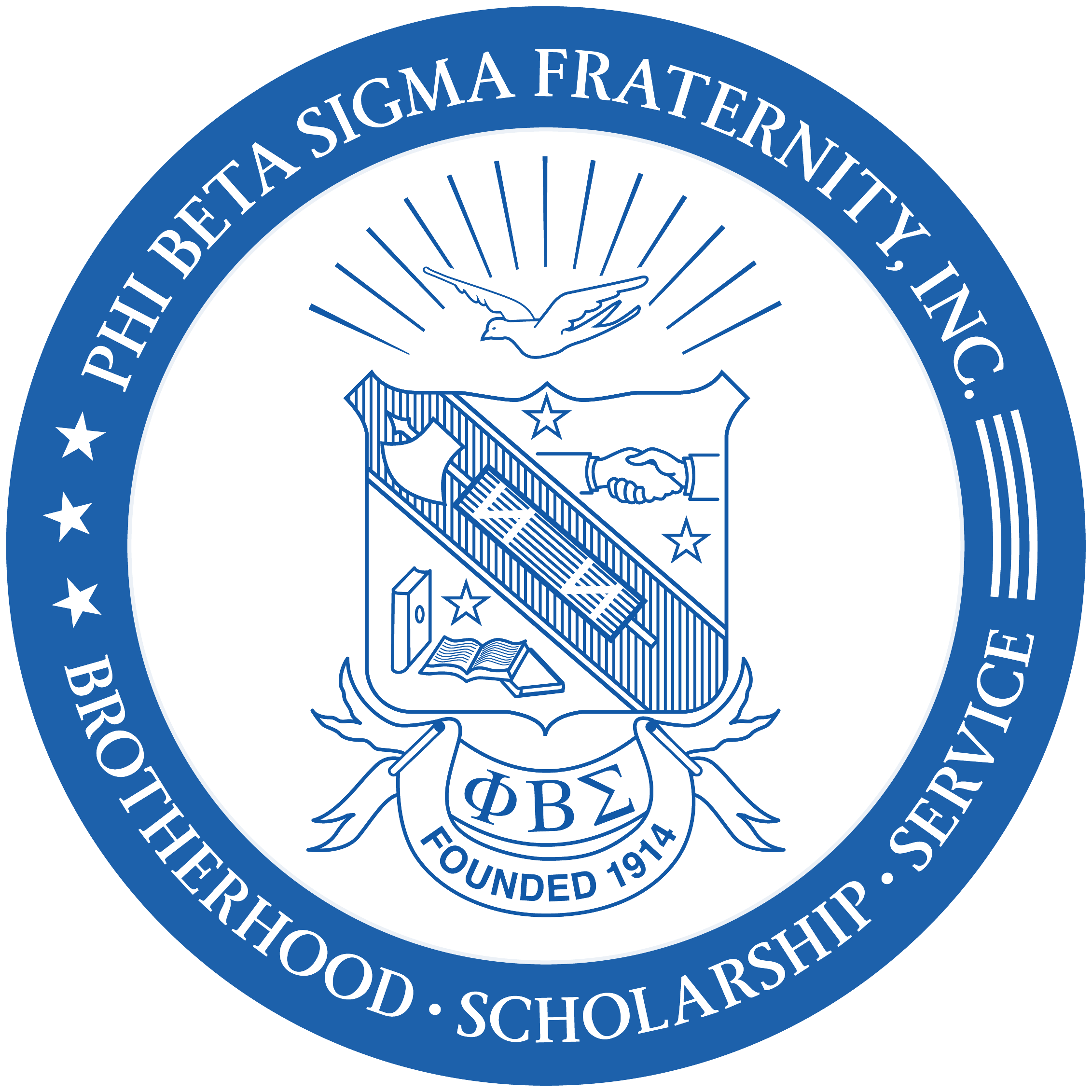 Official Seal of Phi Beta Sigma Fraternity